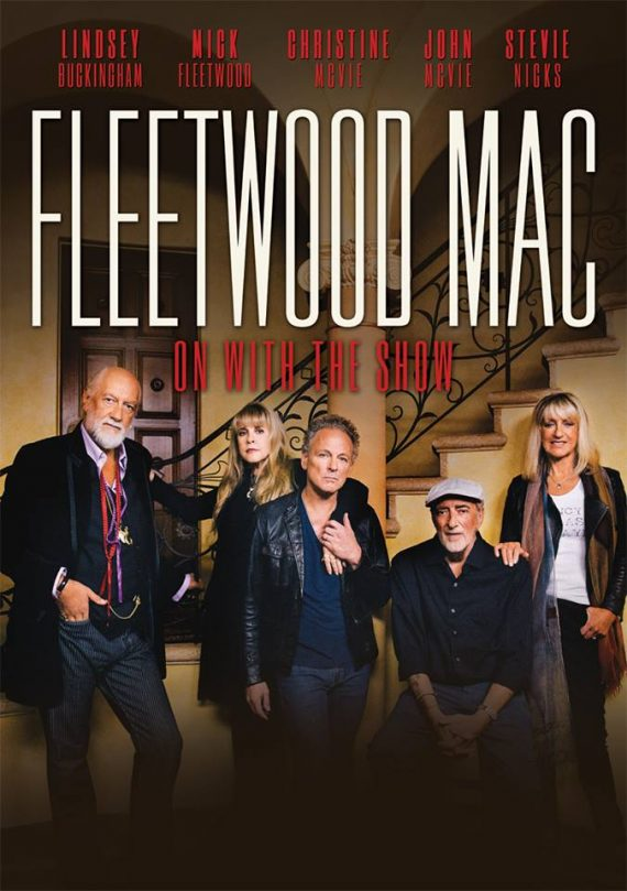Fleetwood Mac reclutan a Christine McVie para su gira On With the Show