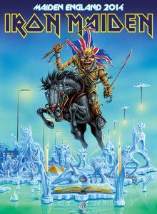 Iron Maiden en concierto en Barcelona y Bilbao