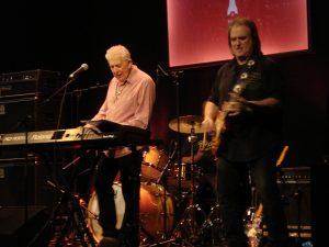 JOHN MAYALL & ROCKY ATHAS TEATRO LARA MADRID 2014