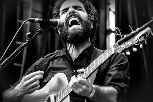 Jero Romero en La Granja Festival 2014