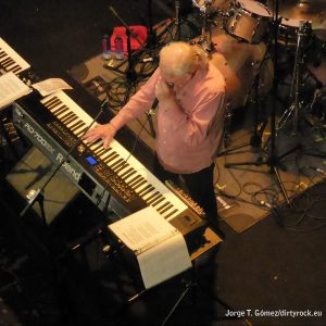 John Mayall en el Teatro Lara Madrid