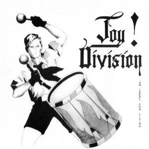 """Joy Division reeditan su primer mini LP """"An Ideal For Living"""" de 1978 . Portada antigua"""