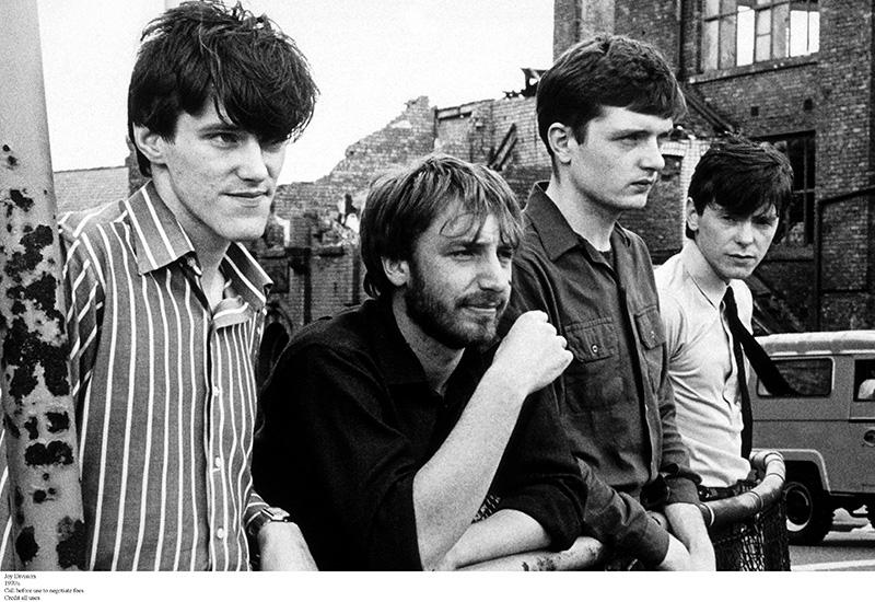 "Joy Division reeditansu primer mini LP ""An Ideal For Living"" de 1978"