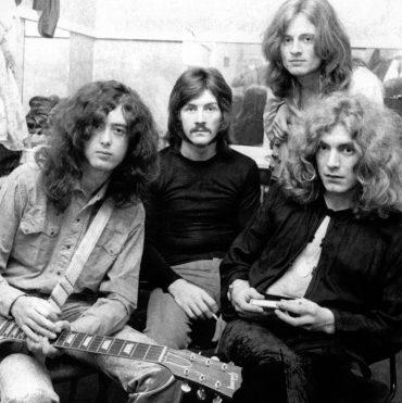 Led Zeppelin reedita sus tres primeros discos con temas inéditos