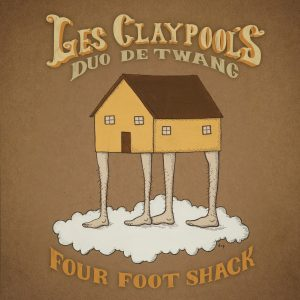 "Les Claypool Duo de Twang ""Four Foot Shack"", nuevo disco"