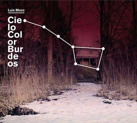 """Luis Moro """"Cielo color Burdeos"""", nuevo disco"""