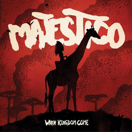 """Majestico """"When Kingdom Come"""", nuevo disco"""