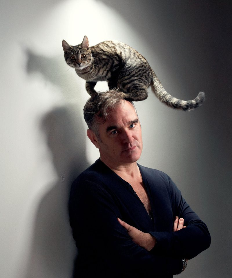 "Morrisey ""World Peace Is None of Your Business"", nuevo disco"