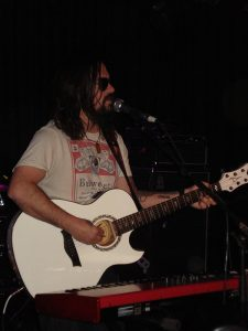 SHOOTER JENNINGS SALA COPERNICO MADRID 2014