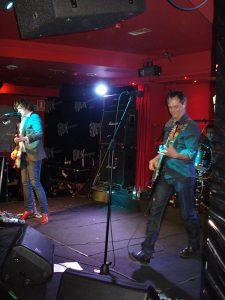 THE BREW SALA WE ROCK MADRID 2014