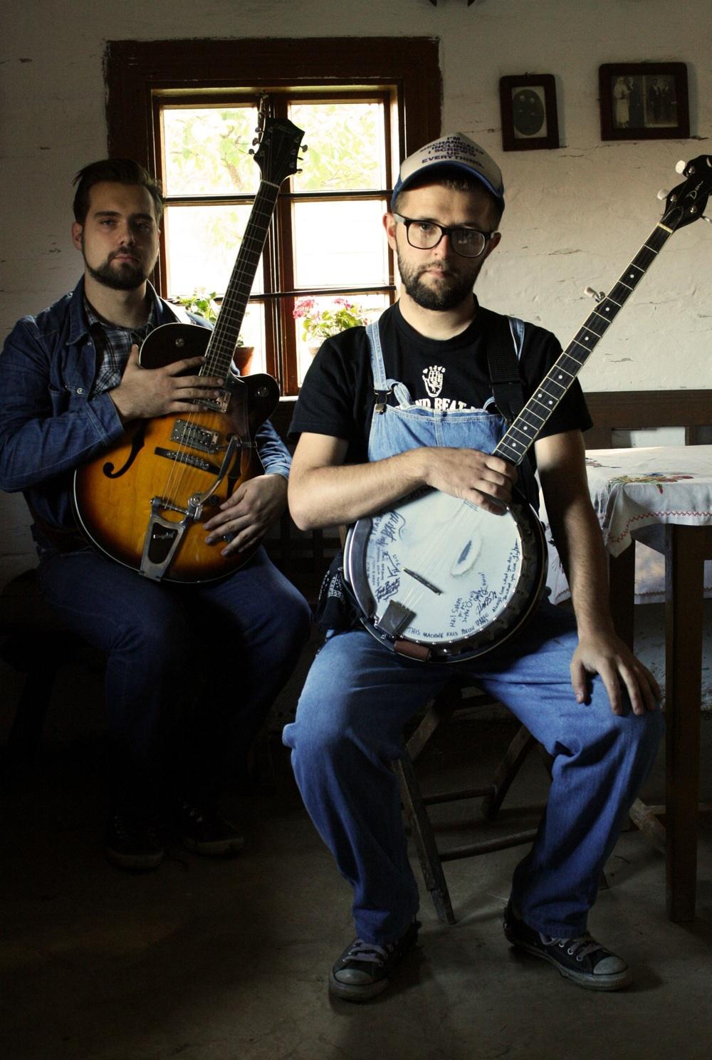 The Freeborn Brothers de gira por España