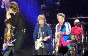 The Rolling Stones en Tokio segunda noche