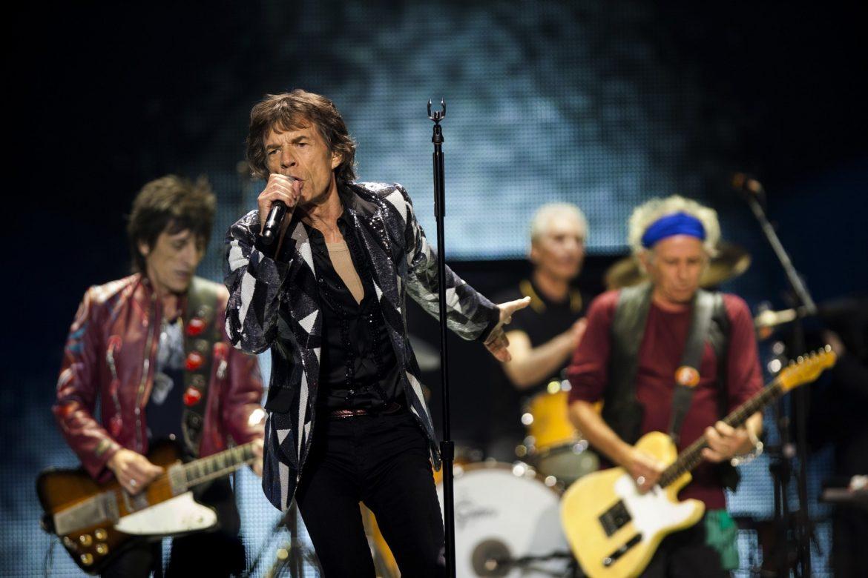 The Rolling Stones confirman sus dos primeras fechas de la gira europea en Bélgica y Holanda