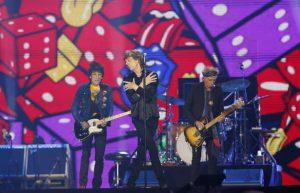 The Rolling Stones en Tokio, primera noche