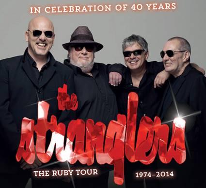 The Stranglers gira 40 aniversario en España