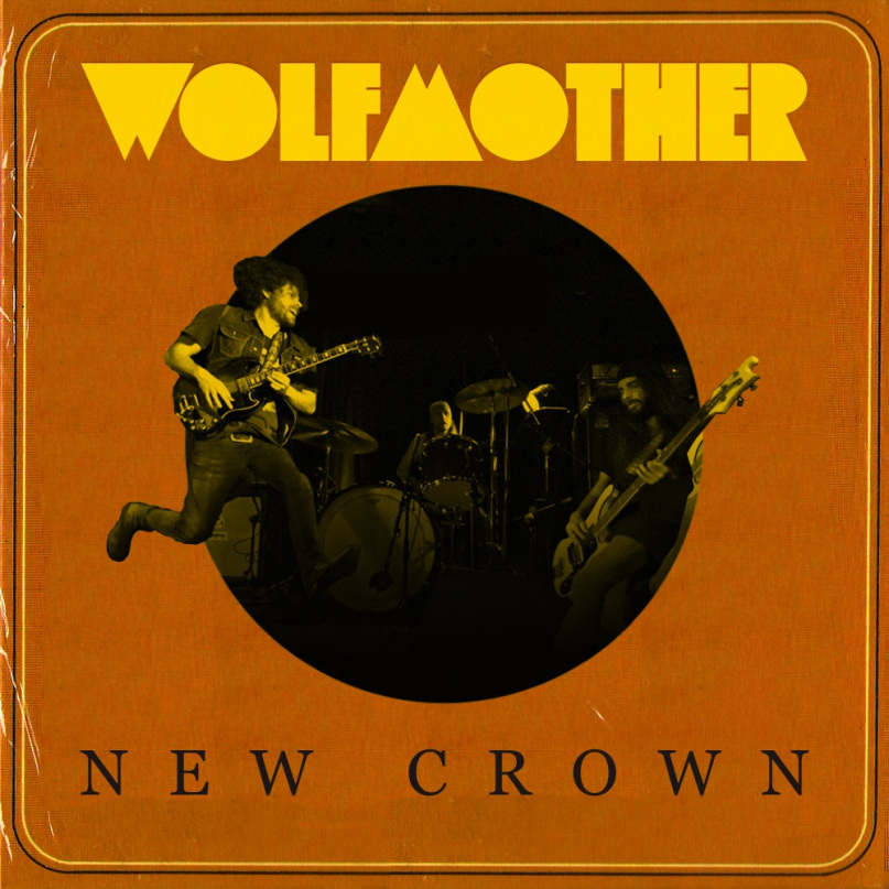 "Wolfmother ""New Crown"", nuevo disco"