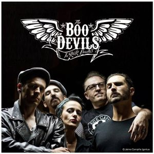 """Entrevista a The Boo Devils """"Mala Suerte"""", segundo y  nuevo disco"""