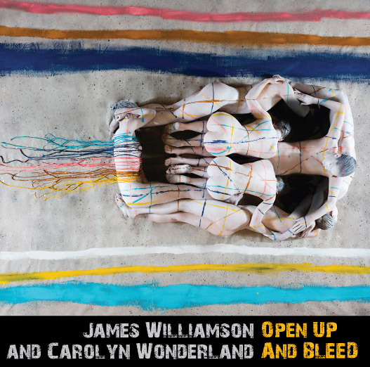 James Williamson de The Stooges lanza nuevo single con la cantante Carolyn Wonderland