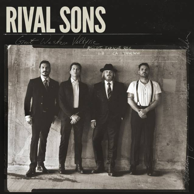 "Rival Sons ""Great Western Valkyrie"", nuevo disco"
