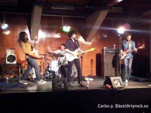 Said Muti en pleno concierto en el Guimerá