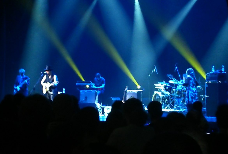 Sixto Rodriguez en el Hammersmith Apollo de Londres (13/03/2014)