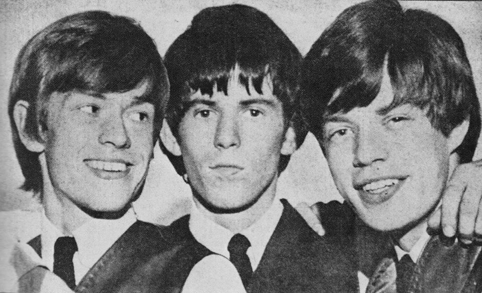 The Rolling Stones celebraron su primer encuentro hace 52 años