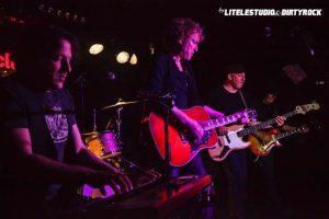 US Rails en concierto en Valencia