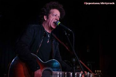 Willie Nile y su American Ride en Valencia Loco Club