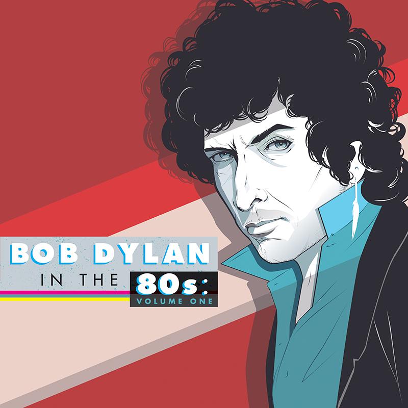 """Bob Dylan in the 80's Volume One"" disco tributo"