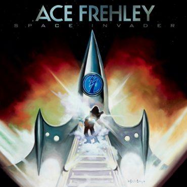 "Ace Frehley, ex guitarrista de Kiss publica ""Space Invader"""