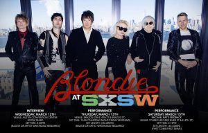 Blondie publica nuevo disco Ghosts Of Download y grandes éxitos