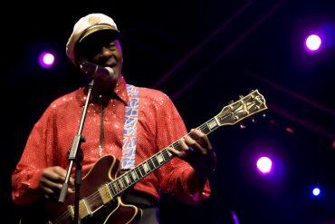 Chuck Berry gana el premio Nobel de la música el Polar Music Prize