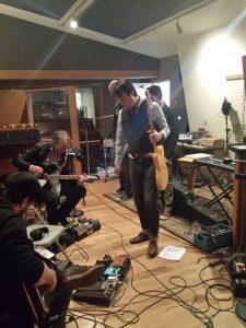 Chuck Prophet está grabando nuevo disco de estudio