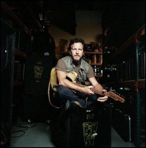 """Eddie Vedder estrena una nueva canción """"I Won't Hold On"""""""