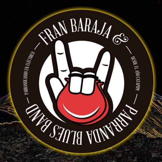 "Fran Baraja y Parranda Blues Band ""Parranda Power"", nuevo disco"