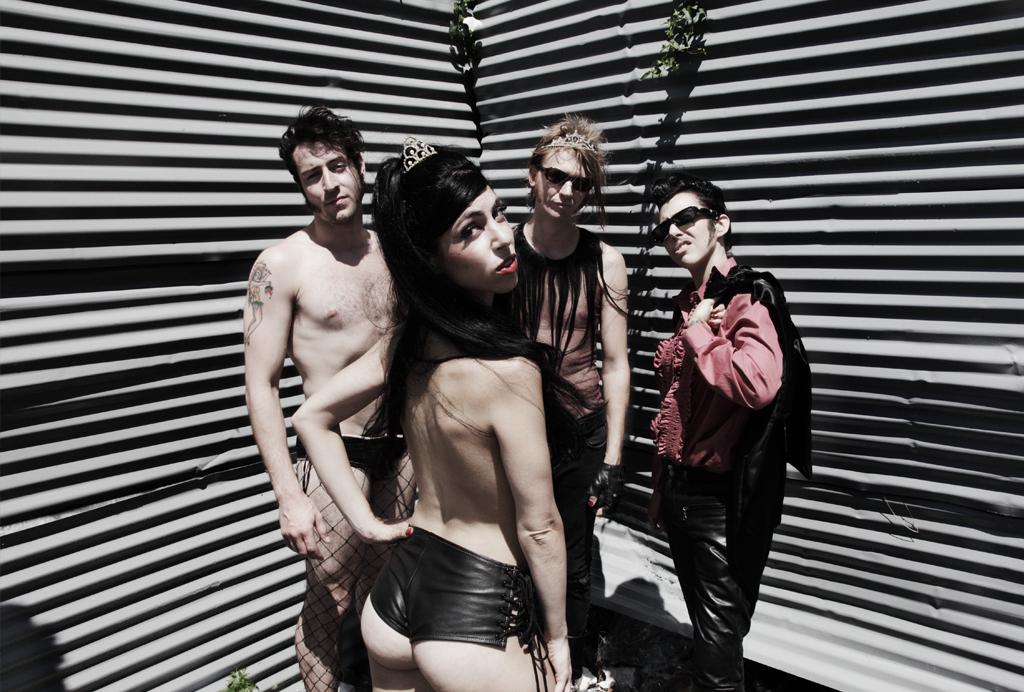 "Labretta Suede & The Motel 6 ""Dirty Dumb"", gira española"