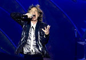 Mick Jagger en Oslo