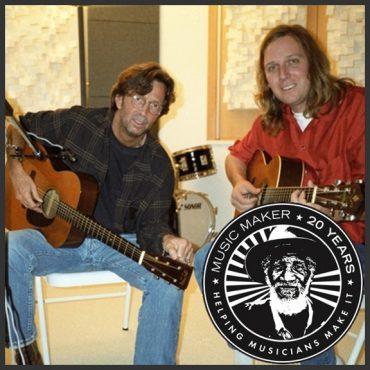 """Mississippi Blues"" canción inédita de Eric Clapton junto a a Tim Duffy"