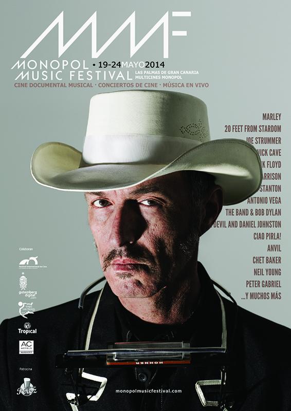 Monopol Music Festival en su primera edición combina cine y música en Las Palmas