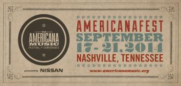 Nominados para los premios de la Americana Music Awards 2014 con Rosanne Cash, Robert Ellis y Jason Isbell liderando nominaciones
