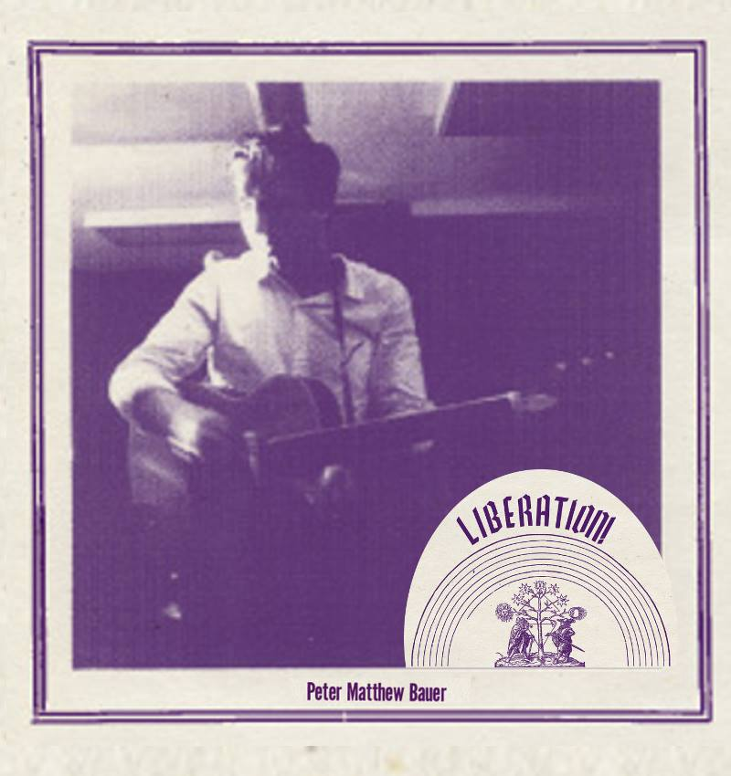 "Peter Matthew Bauer (The Walkmen) debuta con ""Liberation! """