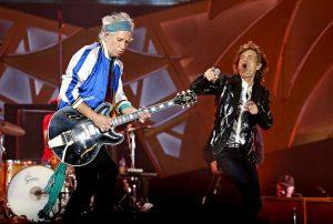 Rolling Stones en Noruega 2014
