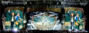 The Rolling Stones comienzan su gira Europea en Oslo