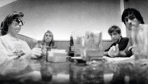 Sonic Youth reedita su discográfía