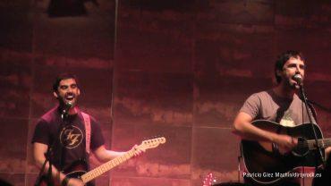 Sumergible presentando su nuevo disco en el Teatro Leal de La Laguna