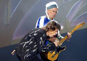 The Rolling Stones Oslo Noruega 2014