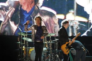 The Rolling Stones en Lisboa Rock in Rio 2014