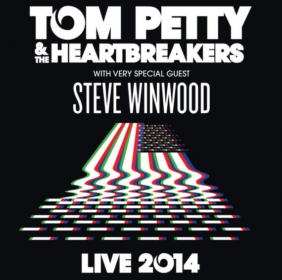 Tom Petty & The Hearthbreakers y Steve Winwood juntos en una nueva gira americana