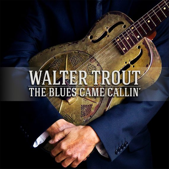 """Walter Trout """"The Blues Came Callin' """", nuevo disco y biografía """"Rescued From Reality. The Life and Times of Walter Trout"""""""