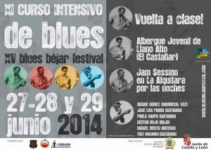 curso blues 2014 dirty rock angel manuel hernandez